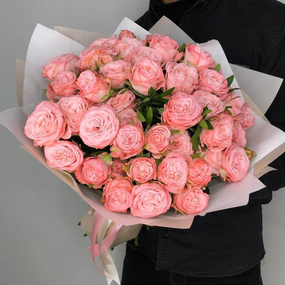 Мадам Бомбастик роза