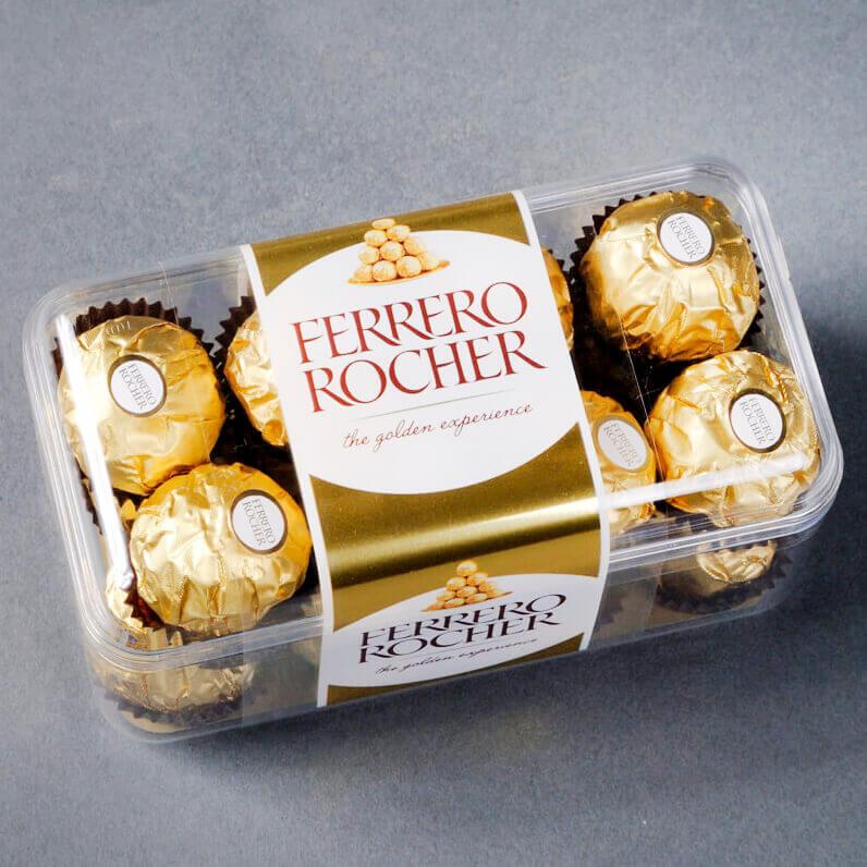 Конфеты Ferrero Rocher Classic