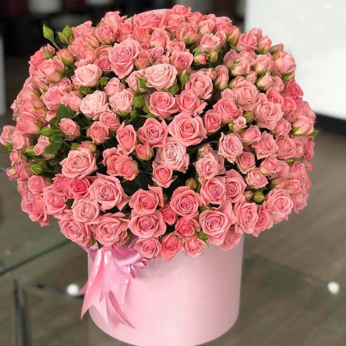 Коробка 39 «Пинк Одилия» Pink