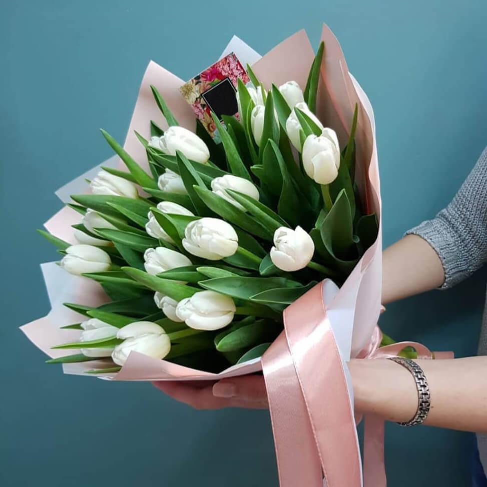 Купить тюльпаны с доставкой
