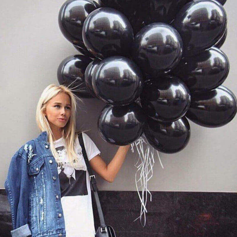 Черные шары «Синтия»