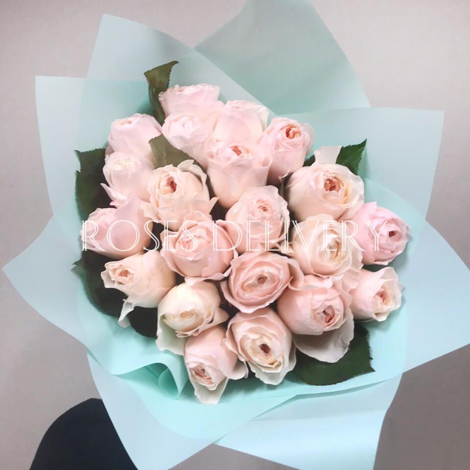 Букет 23 «Джульетта» Tiffany 50см