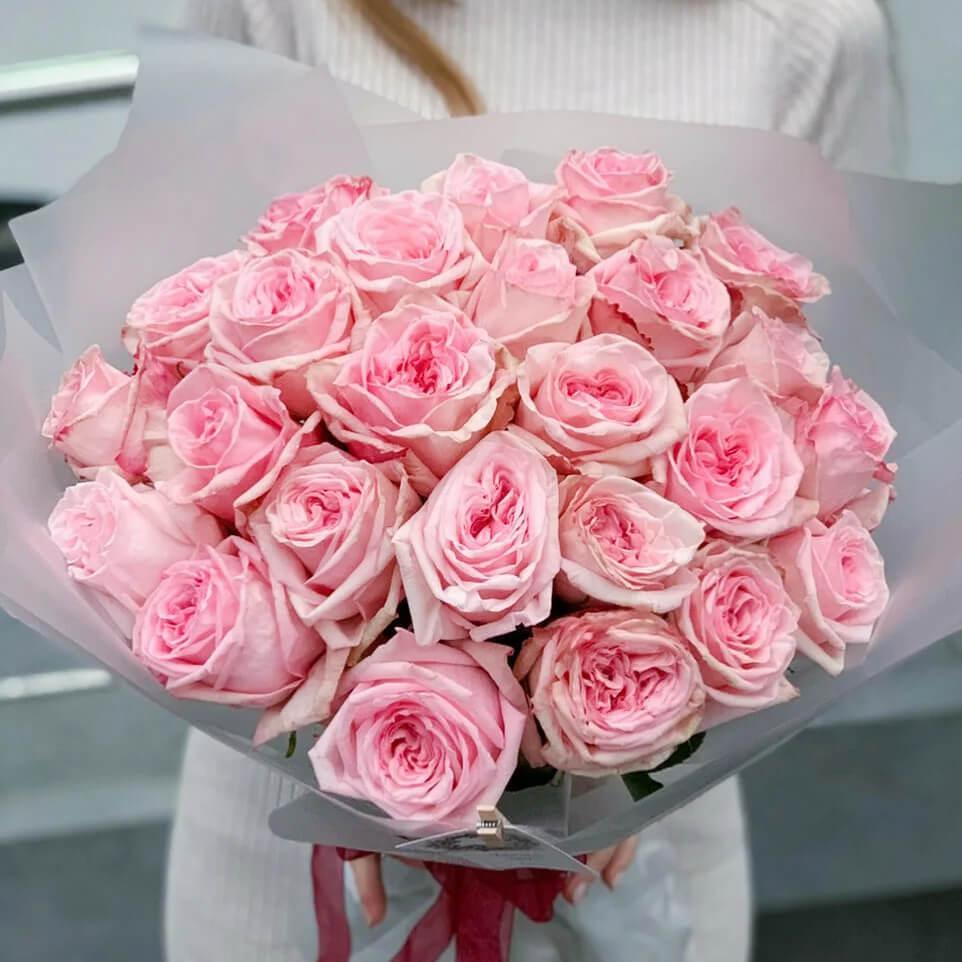 роза Пинк Охара